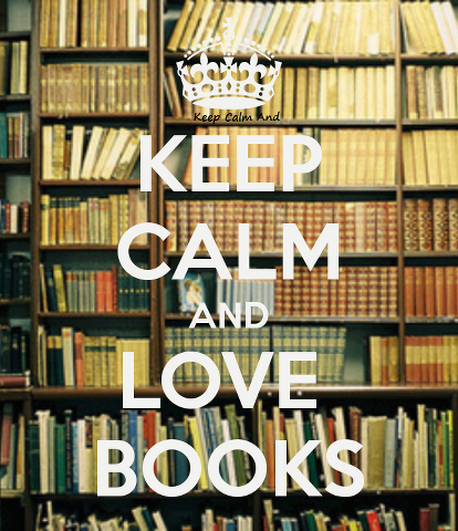 my love for books