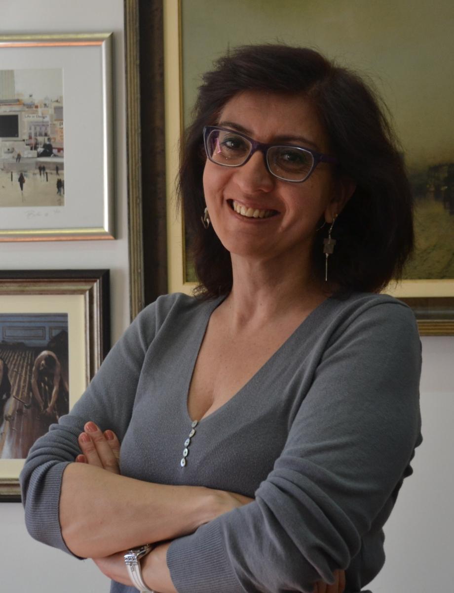 Nazli Wasti's blog