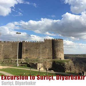 Excursion to Suriçi, Diyarbakır
