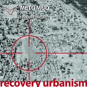 EXHIBITION: MUD Studio 2016-17 'Recovery Urbanism'