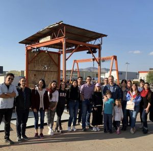 Fall 2019- Industrial Urbanism Studio: Field Trip