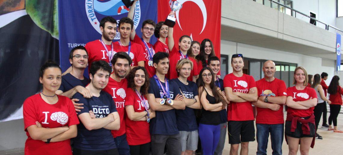 TSSF Serbest Dalış Indoor Federasyon Kupası ODTÜ SAS'ın!!