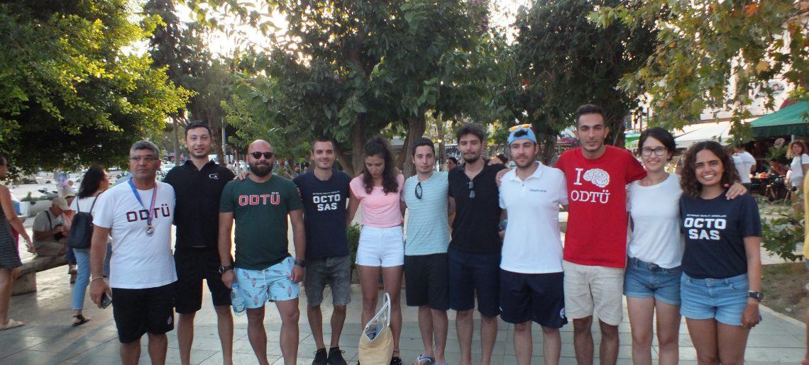 2018 TSSFSerbest Dalış Açık Su Türkiye Şampiyonası sona erdi